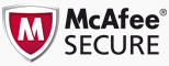 Mcafee Secure Verified.