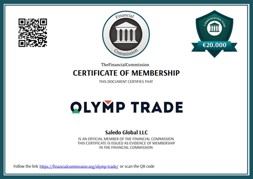 Olymp Trade Regulation 2020